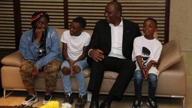 Photo de Côte d'Ivoire: Hamed Bakayoko atteint du COVID-19, l'un des fils d'Arafat DJ lui écrit