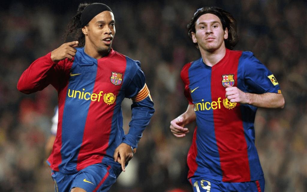 Barça: Xavi révèle le joueur qui était plus fort que Ronaldinho