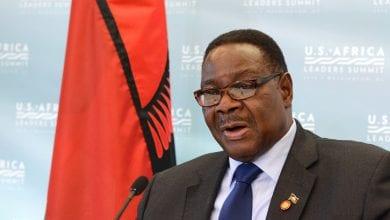 Photo de Covid-19: le président du Malawi baisse son salaire pour lutter contre la pandémie