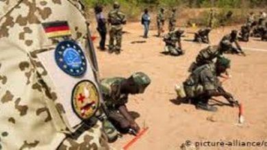 Photo de Mali: 5 soldats allemands blessés dans une attaque
