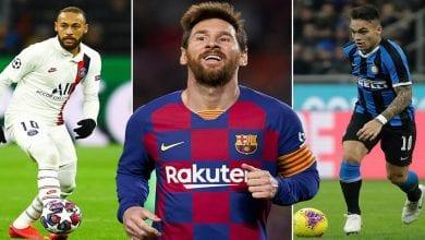 Photo de Barça: Neymar ou Lautaro Martinez? Messi a fait son choix