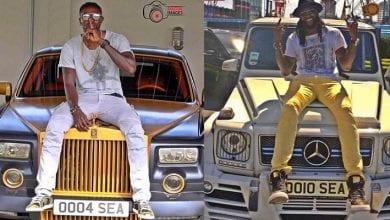 Photo de Adébayor : après son refus de faire un don pour lutter contre le Covid-19, il expose ses voitures de luxe !