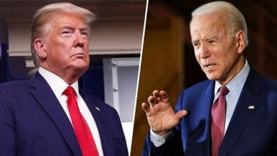 Photo de Joe Biden accusé d'agression sexuelle, brise le silence…Trump lui donne des conseils!