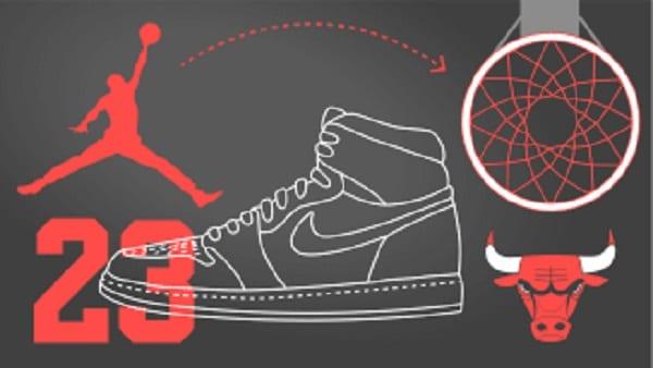 Michael Jordan: ses chaussures Air Jordan emblématiques de 1985  vendues à 560 000 $