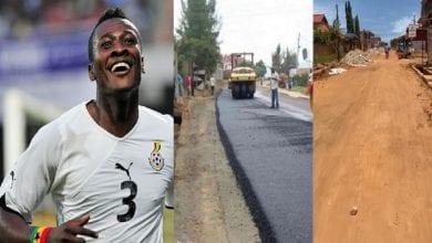 Photo de Ghana: Asamoah Gyan prend en charge les frais de construction d'une route principale