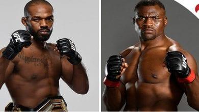 Photo de Le Combat opposant Francis Ngannou à Jon Jones annulé? Le Camerounais furieux contre l'UFC