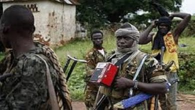 Attaque centrafrique