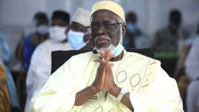 Photo de Cosim : l'Imam Mamadou Traoré succède au Cheick Boikary Fofana