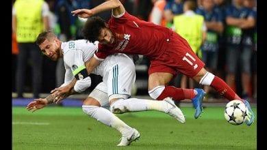 Photo de Ce qu'avait dit Ramos avant de blesser Salah en finale de la LDC: Révélation de Chiellini