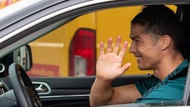Photo de Ronaldo: le retour de la star portugaise à l'entrainement  avec la juve(photos)