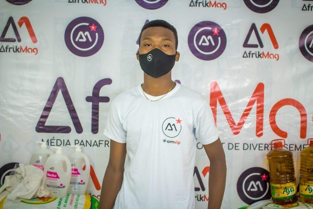 """Côte d'Ivoire/ Divertissement: AfrikMag récompense les 10 gagnants du jeu """"AMVIP Challenge Confinement"""""""