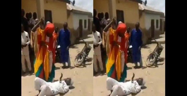 Iman-subjected-to-public-flogging-by-Bauchi-Emir-for-conducting-prayers-despite-ban-vi-lialasnews