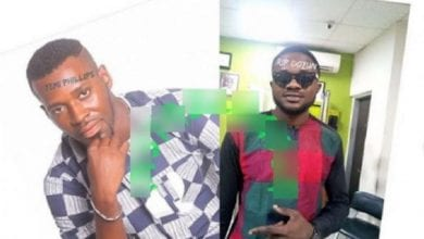 Photo de Un acteur de Nollywood arrêté après avoir poignardé son voisin à mort