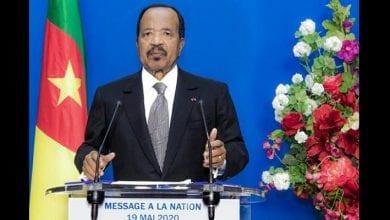 Photo de Cameroun/coronavirus : après 2 mois de silence, le président s'adresse enfin à la nation