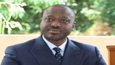 Photo de Côte d'Ivoire: le message de Soro Guillaume au 1er ministre Amadou Gon évacué en France