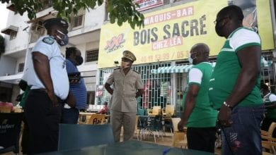 Photo de Vincent Toh Bi [préfet d'Abidjan]: « On dit de vous enjailler, vous voulez vous tuer ! »