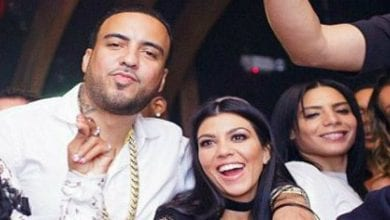 Photo de French Montana: son commentaire suscite la polémique sur sa relation avec Kourtney Kardahian