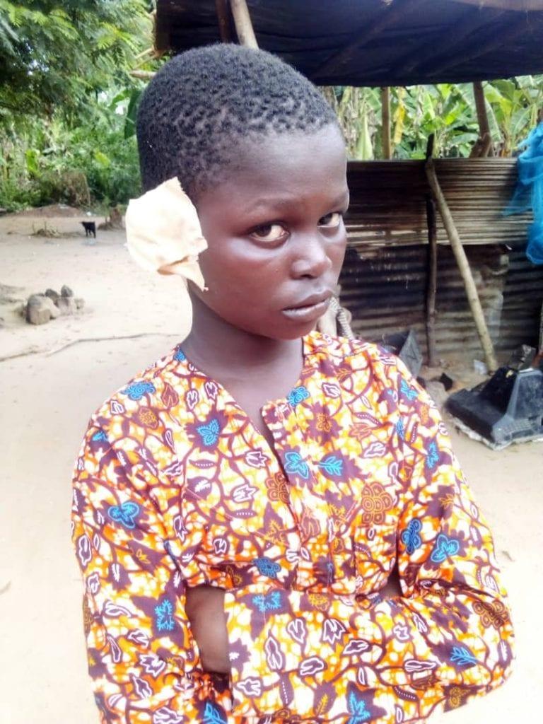 Ghana : il coupe l'oreille de son fils et brûle son doigt pour avoir volé son argent (photos)