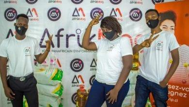 """Photo de Côte d'Ivoire/ Divertissement: AfrikMag récompense les 10 gagnants du jeu """"AMVIP Challenge Confinement"""""""