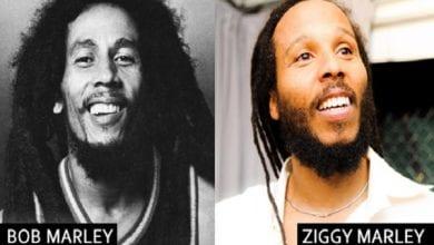 Photo de Bob Marley : le dernier conseil poignant du chanteur à son fils Ziggy avant sa mort