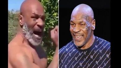 Photo de Mike Tyson de retour sur les rings ? L'ancien boxeur apporte des précisions (vidéo)