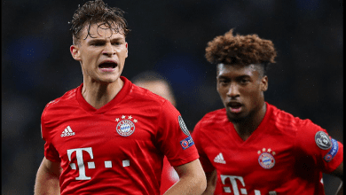 Photo de Bayern Munich: Joshua Kimmich inscrit « le plus beau but de sa carrière » contre Dortmund
