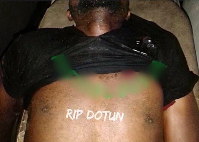 Un acteur de Nollywood arrêté après avoir poignardé son voisin à mort