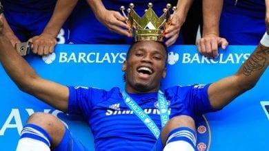 Photo de Football: Didier Drogba élu meilleur attaquant de Ligue 1 des 20 dernières années