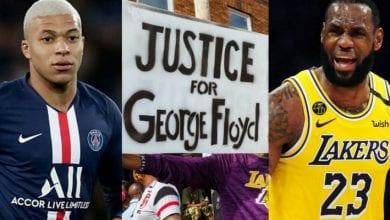 george-floy-deportistas-mensajes