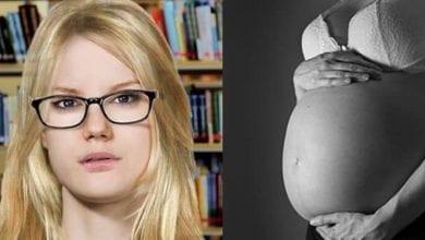 """Photo de """"Il est temps d'interdire la grossesse, c'est une forme de torture imposée aux femmes"""", une activiste américaine"""