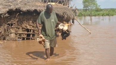 Photo de Kenya: des communautés entières forcées à se déplacer après de terribles inondations
