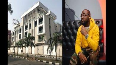 Photo de Davido visé par une enquête après s'être offert une villa de plus d'un million de dollars ? (vidéo)