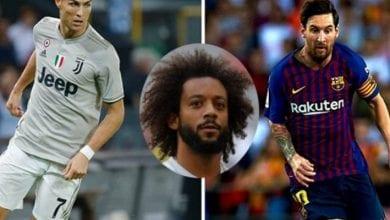 Photo de Lionel Messi ou Cristiano Ronaldo ? La surprenante réponse de Marcelo