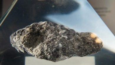 Photo de Un morceau de lune pesant 13 kilos vendu à un prix fou