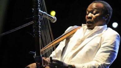 Photo de Musique: le chanteur Mory Kanté est mort