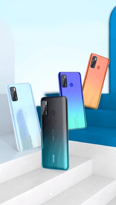 Tecno Mobile met l'Intelligence Artificielle à la portée de tous avec le tout nouveau smartphone Spark 5