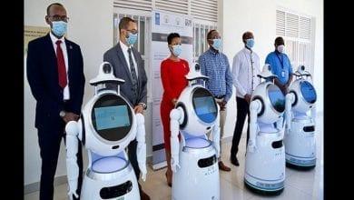 Photo de Rwanda/coronavirus : des robots utilisés pour faire les tests de dépistage (photos)