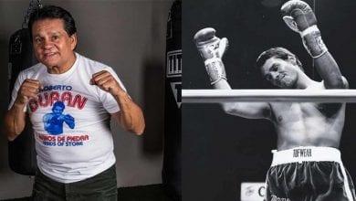 Photo de La légende de la boxe, Roberto Duran hospitalisé après avoir contracté le coronavirus