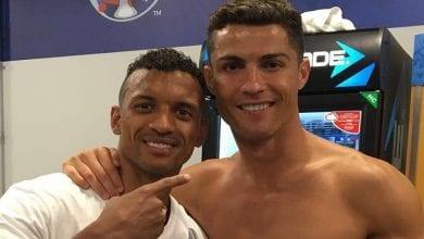 Photo de Nani révèle le championnat où Ronaldo lui a confié qu'il mettrait fin à sa carrière