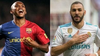 Photo de Le Top 5 des meilleurs buteurs étrangers de l'histoire de la liga, Benzema bat le record d'Eto'o