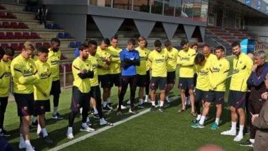 Photo de Football/ Barcelone : Cinq joueurs testés positifs au coronavirus