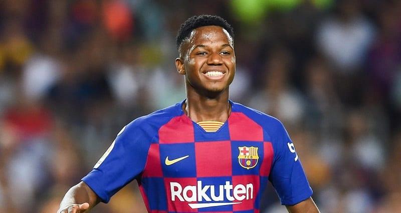 Ansu Fati: 6 choses importantes à savoir sur la pépite du Barça