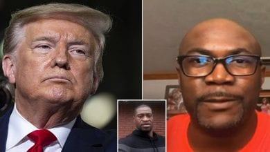 Photo de USA : le frère de George Floyd révèle ce qu'il s'est dit avec Trump au téléphone