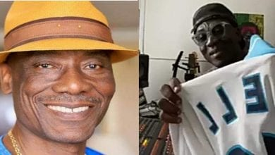 Photo de Richard Bona menace de jeter le maillot de Bell à la poubelle: voici la raison