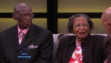 Photo de Un couple marié depuis 82 ans révèle la clé d'un mariage heureux