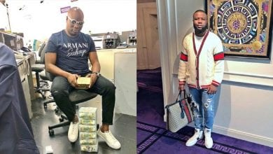 Photo de Hushpuppi: son ami Mompha, supprime toutes ses photos Instagram à cause du FBI