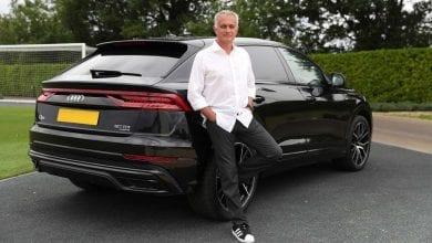 Photo de Une célèbre marque d'automobile choisit José Mourinho comme son ambassadeur