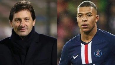 Photo de Mercato-PSG : la grande décision de Leonardo concernant Kylian Mbappé