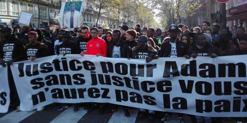 Meurtres de George Flyod aux Etats-Unis et de Traoré Adama en France : le monde se dresse contre le racisme blanc
