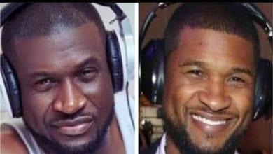 Photo de Peter Okoye aurait souhaité interroger son défunt père sur sa ressemblance avec Usher: photos